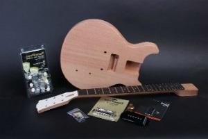 ELECTRIC GUITAR KIT- les paul jr double cut - Guitar bodies