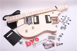 Electric Guitar Kit- EVH-Style BYO-EVH