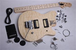 Acoustic Guitar Self Build Kits
