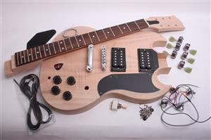 Electric Guitar Kit - SG Style BYO-SG