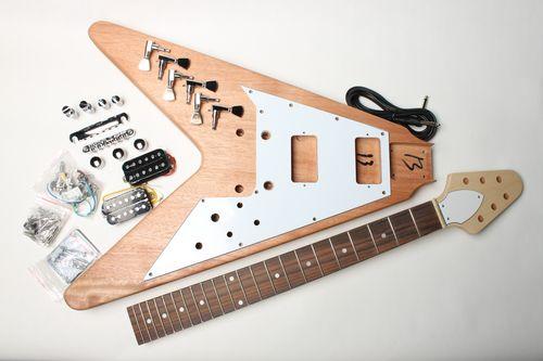 Flying V Electric Guitar Kit lg duncan designed question duncan designed hb-102 wiring diagram at crackthecode.co