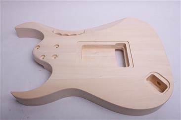 Electric guitar kit rg style guitar bodies and kits from byoguitar email to a friend print page solutioingenieria Choice Image