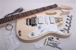 Electric Guitar Kit - JEM Style BYO-JEM
