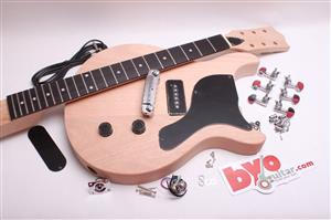 Electric Guitar Kit- LPJR Double Cut BYO-LPJR-DC