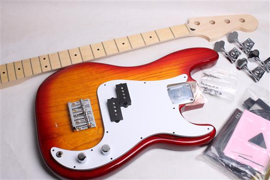 Guitar Kits - Guitar bodies and kits from BYOGuitar