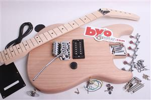 Electric Guitar Kit - Finished Body Guitar Kit BYO-5150F