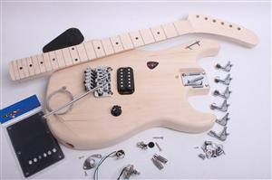 BYO Custom Shop Shredder Kit BYO-CS-SHREDDER-KIT