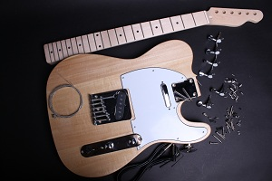 Electric Guitar Kit - Tele Style BYO-T