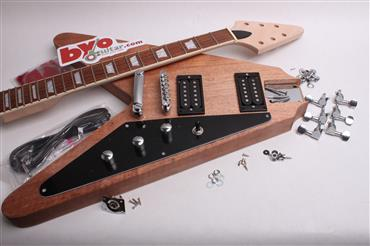 Electric Guitar Kit - Flying V Style  BYO-V
