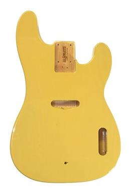AllpartsBlonde Finished Replacement Body for Telecaster® Bass® TBBF-BLND