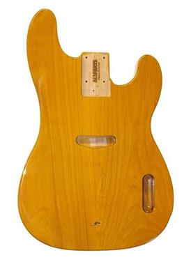 Allparts Butterscotch Finished Replacement Body for Telecaster® Bass® Copy TBBF-BS
