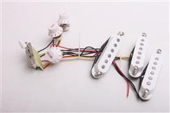 Complete Strat Harness ST-Hrn