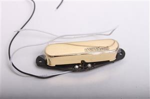 Wilkinson Tele Neck PUP - Gold Clr-WTGN