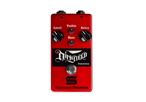 Dirty Deed Distortion Pedal 11900-001
