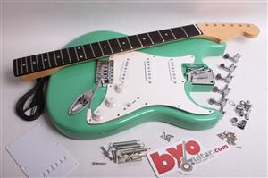 Build Your Own Guitar - Guitar bodies and kits from BYOGuitar