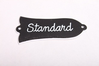 Truss Rod Cover - Std BYO-Truss-Std