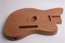 1 Piece Swamp Ash Strat - Light! RTS-ST0006