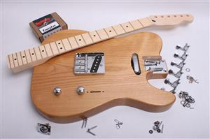 Custom Shop Finished Tele RTS-RR-T