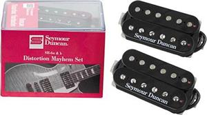 """SH-6n & b Distortion MayhemTM, Black"" 11108-21-B"