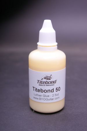 Tite Bond 50 Wood Glue 2.5oz BYO-TiteBond