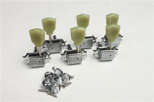 Deluxe Guitar Tuners for LP Style Replacement BYO-LPT