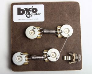 les paul pre wired harness guitar bodies and kits from byoguitar