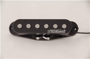 Wilkinson Single Coil Pickup - Black MWHS