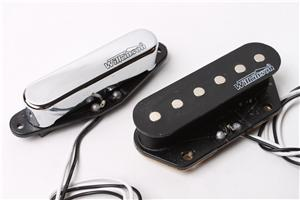 Wilkinson Vintage Tele Pickup Set - Chrome WTPS
