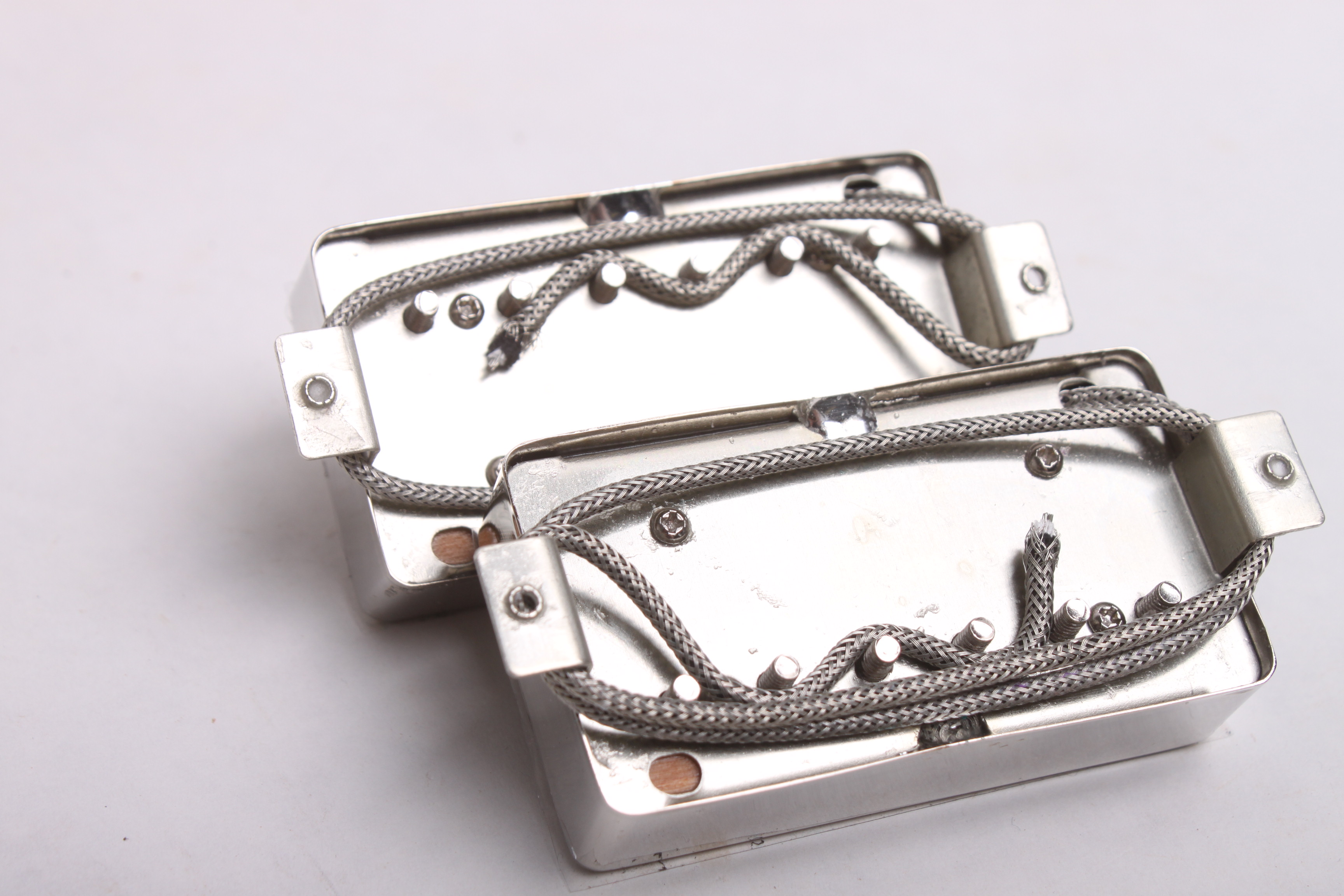 Blizzard Of 59 Vintage Humbucker Set Guitar Bodies And Kits From Les Paul Wiring Diagram Byoguitar