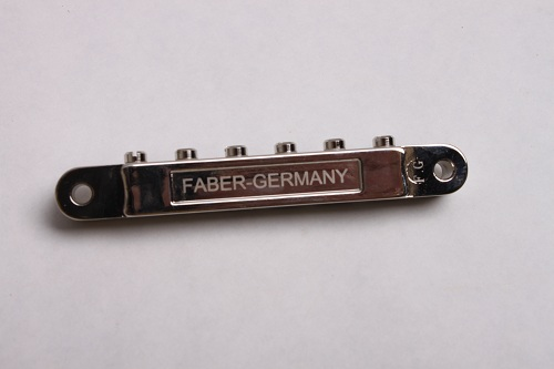 Faber '59 ABR-1 Style Wireless Bridge - Guitar bodies and