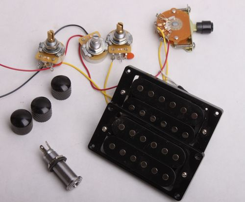 byo guitar wiring diagram flaxwood hh wiring kit - guitar bodies and kits from byoguitar #8
