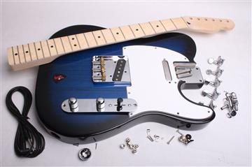 electric guitar kit tele style guitar bodies and kits from byoguitar. Black Bedroom Furniture Sets. Home Design Ideas