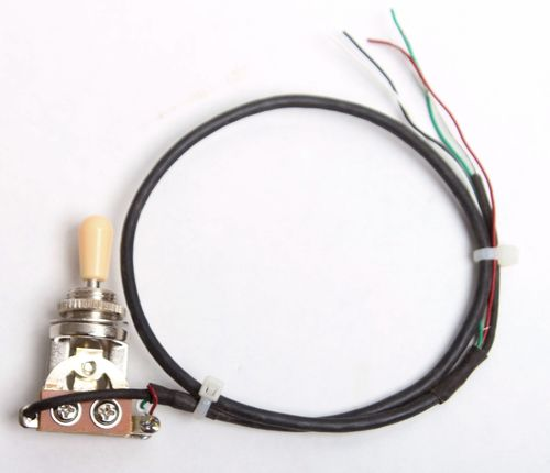 guitar hero guitar wiring diagram byo guitar wiring diagram prewired 3-way toggle switch - guitar bodies and kits from ...