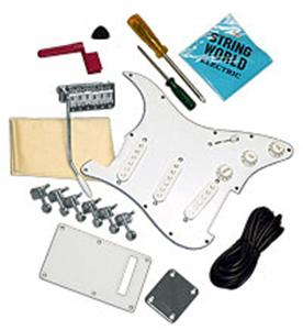 WD Replacement Strat Parts Kit SMGS